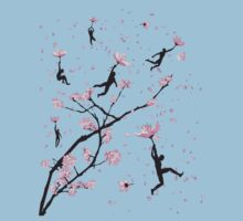Blossom Flight