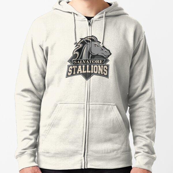 Salvatore Stallions Zipped Hoodie