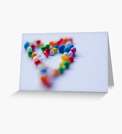 100's & 1000's of hugs Greeting Card