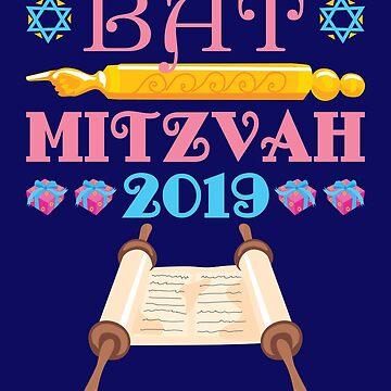 Bat Mitzvah 2019 by jaygo