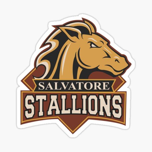 Salvatore Stallions Sticker