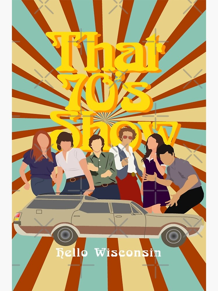 That 70s Show by shaylikipnis