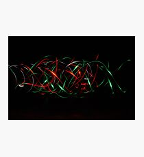 Streamers Photographic Print