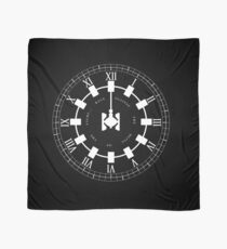 Interstellar - Rage Against the Dying of the Light (Endurance / Clock Design) Scarf