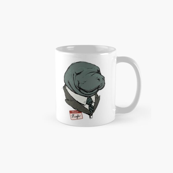 Hugh Manatee Classic Mug