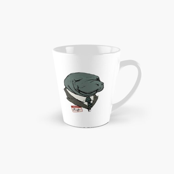 Hugh Manatee Tall Mug