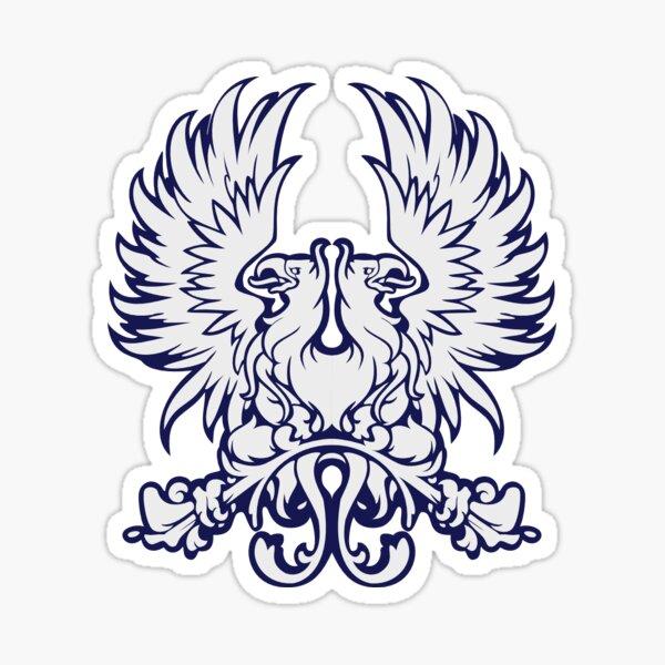 Grey Warden Crest Sticker