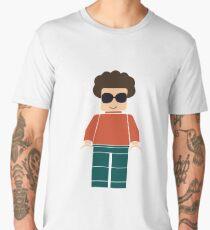 Cool Minifigure Men's Premium T-Shirt