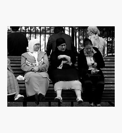 21st century generation Photographic Print