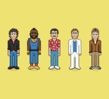 80s heroes