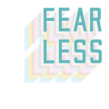 Fearless by Vanphirst