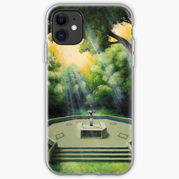 Pedestal of Time iPhone Soft Case