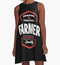 Genuine Farmer A-Line Dress
