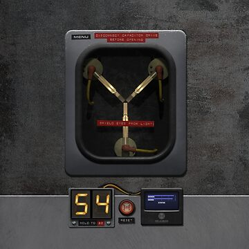 Flux Capacitor by MargyWargy