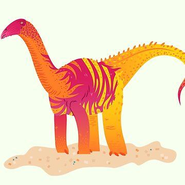 Nigersaurus by anatotitan