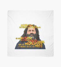 STALLMAN - IT OUGHT TO BE AS FREE Scarf
