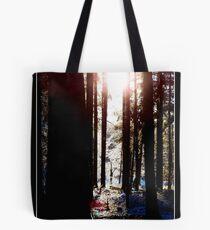 Winterland Tote Bag