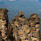 3 Sisters - Katoomba NSW by kelliejane