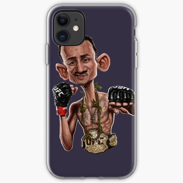 Max Holloway iPhone Soft Case