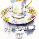 Paragon China by Carol Lee Beckx