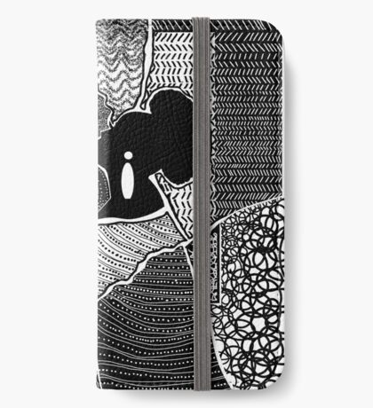 Myself and I iPhone Wallet