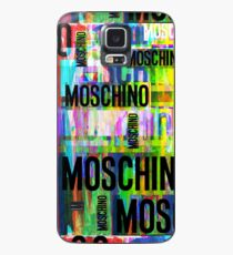 Moschino Art Collage Case/Skin for Samsung Galaxy