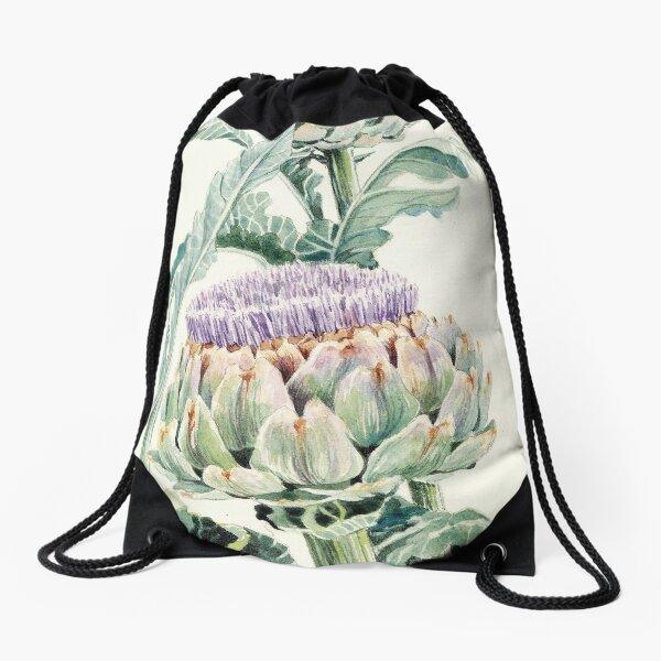 Artichokes  Drawstring Bag