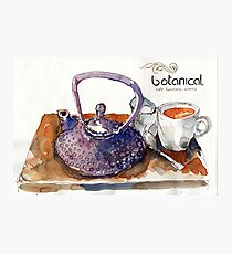 Teatime at Mt Coot-Tha Photographic Print