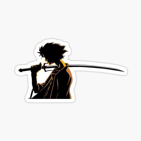 Mugen | Samurai Champloo Sticker