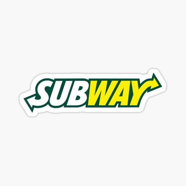 Subway Sticker