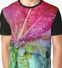 Colorful Palm Graphic T-Shirt