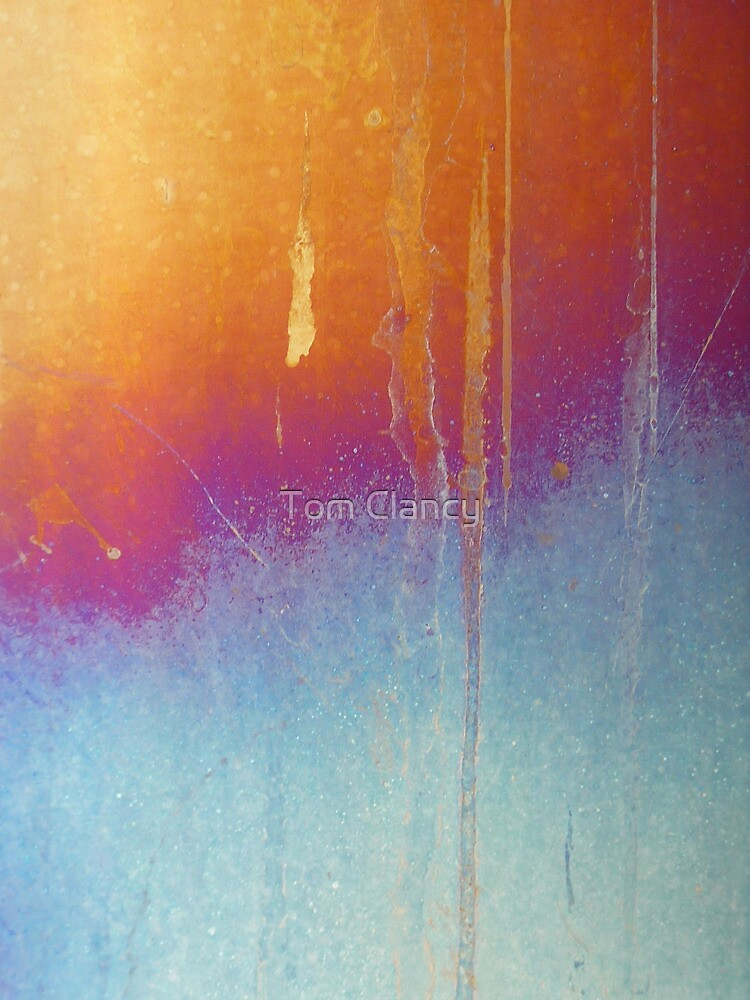 Fire and Water (Portrait) by Tom Clancy