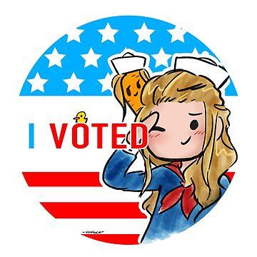 I Voted Niylah by NonsuchTheFirst