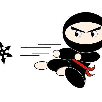 Ninja Star by Octobot52