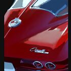 1963 Chevy C2 Corvette - stylized by mal-photography