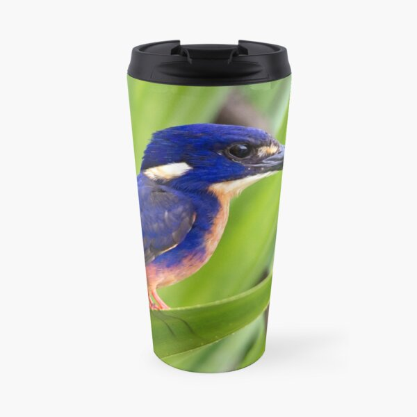 Azure Kingfisher, Kakadu National Park Travel Mug