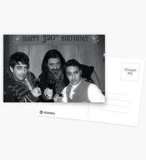 Happy 320th Postcards