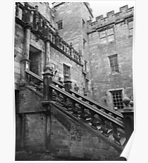 Steps to the Castle Poster