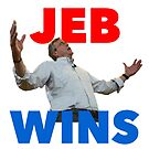 Jeb Wins by TheDooderino