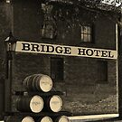 The Bridge Hotel. by Jeanette Varcoe.