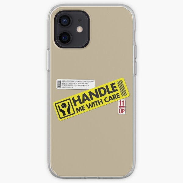 Handle With Care iPhone Soft Case