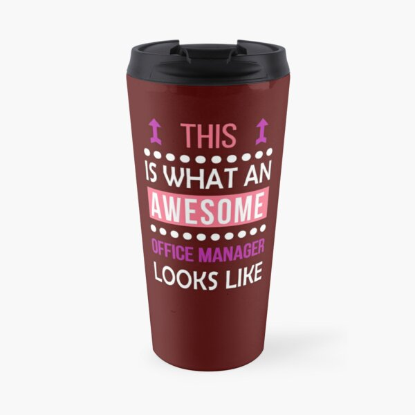 birthday present items office worker professional managerfathers day Funny colored tumbler gift for chief executive