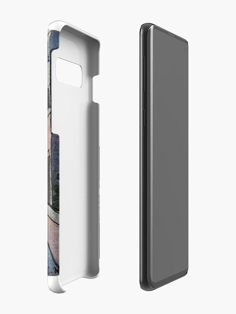 Alternative Ansicht von Abendlicht Hüllen & Klebefolien für Samsung Galaxy