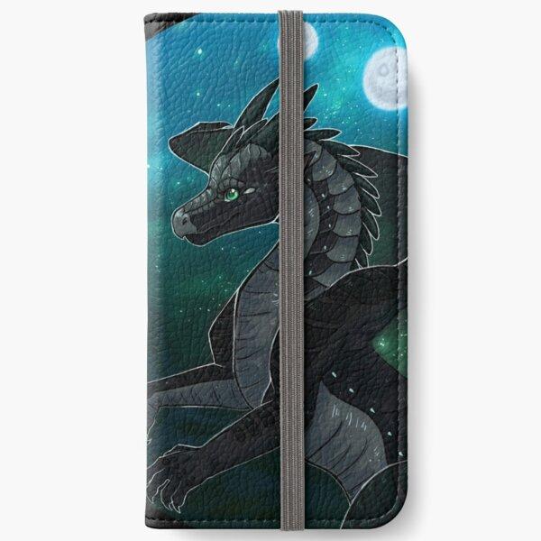 Wings of Fire - Moonwatcher iPhone Wallet