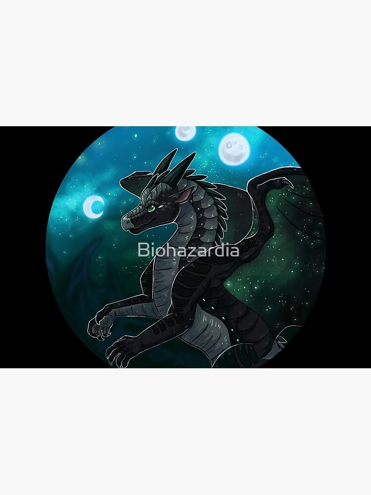Wings of Fire - Moonwatcher by Biohazardia