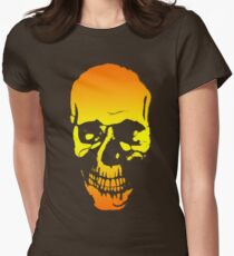 Out Of My Skull Women's Fitted T-Shirt