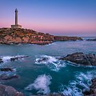 Dawn at Faro de Cabo de Palos by Ralph Goldsmith
