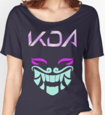 The artist's mask Women's Relaxed Fit T-Shirt