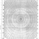 graph paper of polar coordinates, #graph #paper #polar #coordinates #GraphPaper #PolarCoordinates by znamenski
