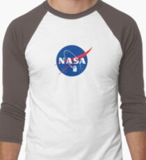 NASA TAR DIS Baseball ¾ Sleeve T-Shirt